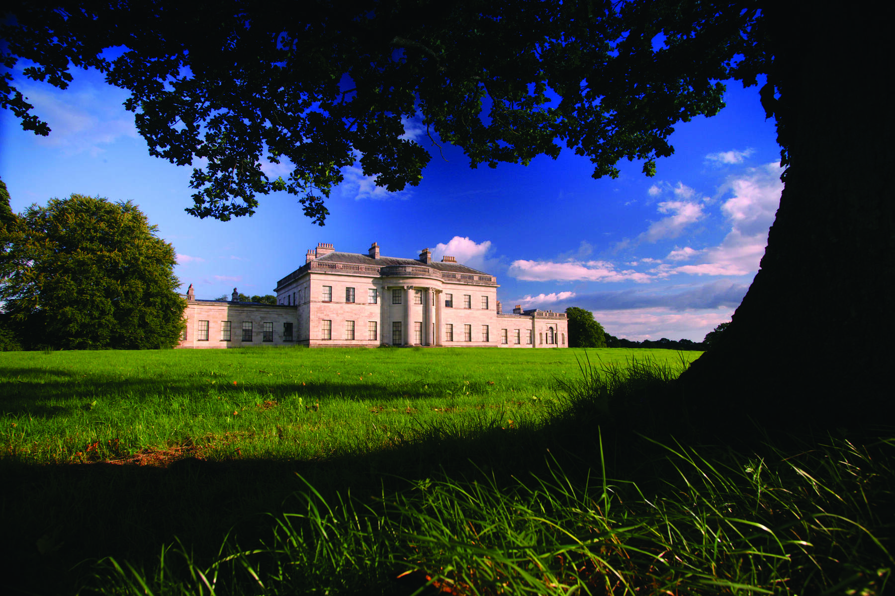 Castle Coole County Fermanagh