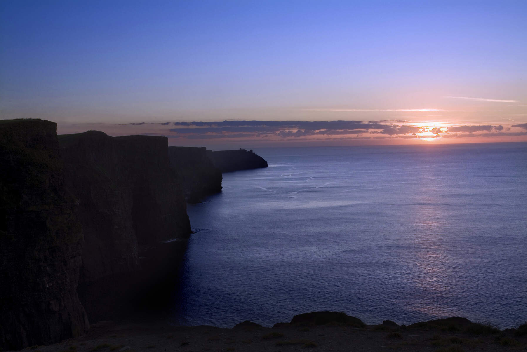 Cliffs of Moher Mythical Ireland