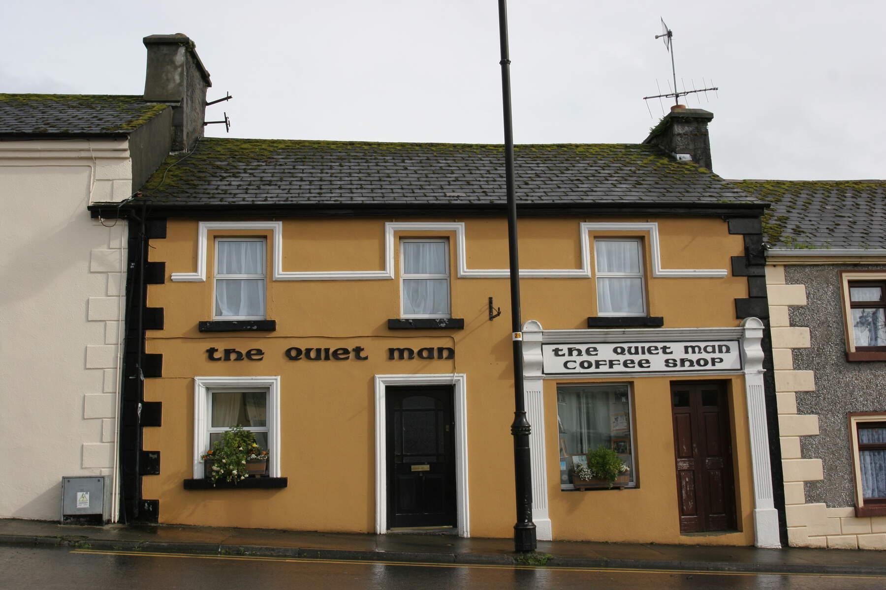 Cong Irish movie location