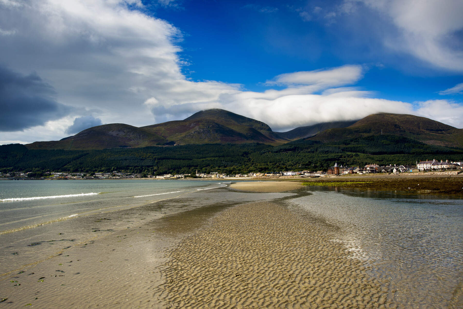 Mournes County Down