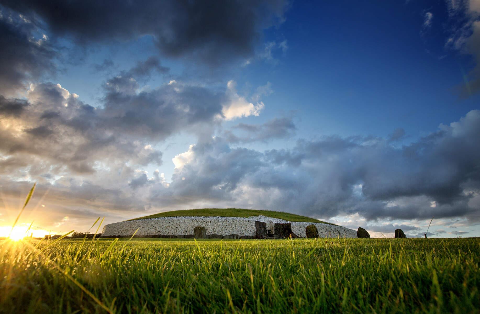 Historical Ireland Newgrange