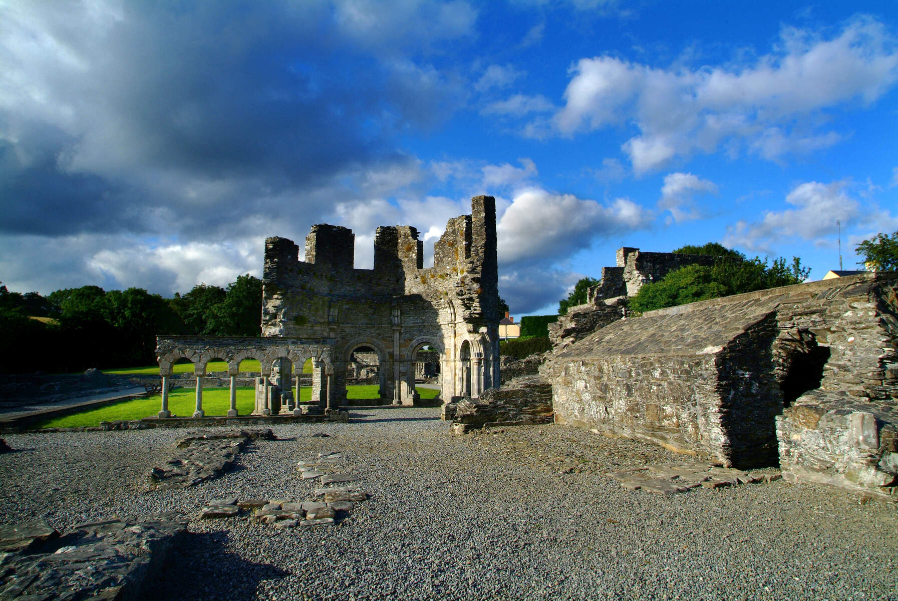 Mellifont Abbey County Louth