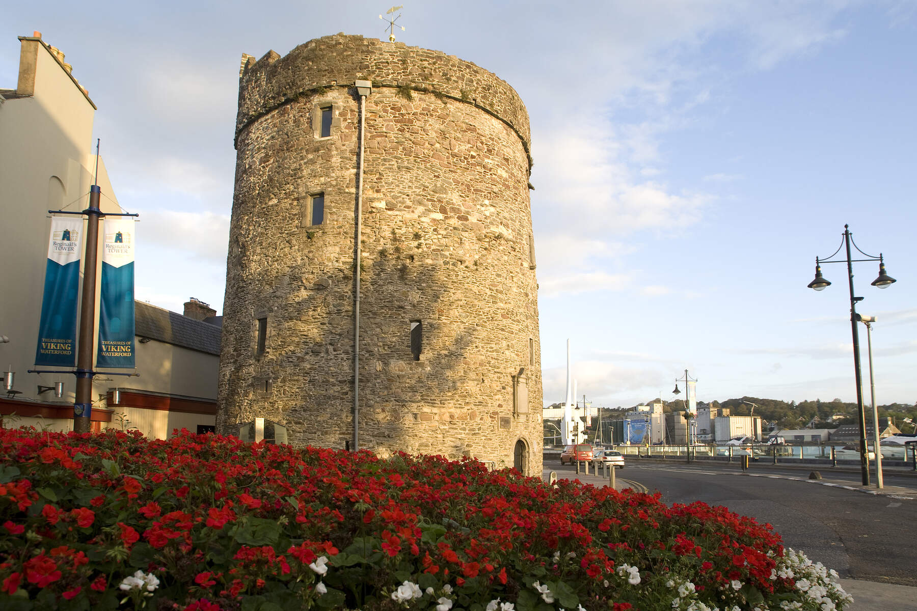 Historical Ireland Reginalds Tower