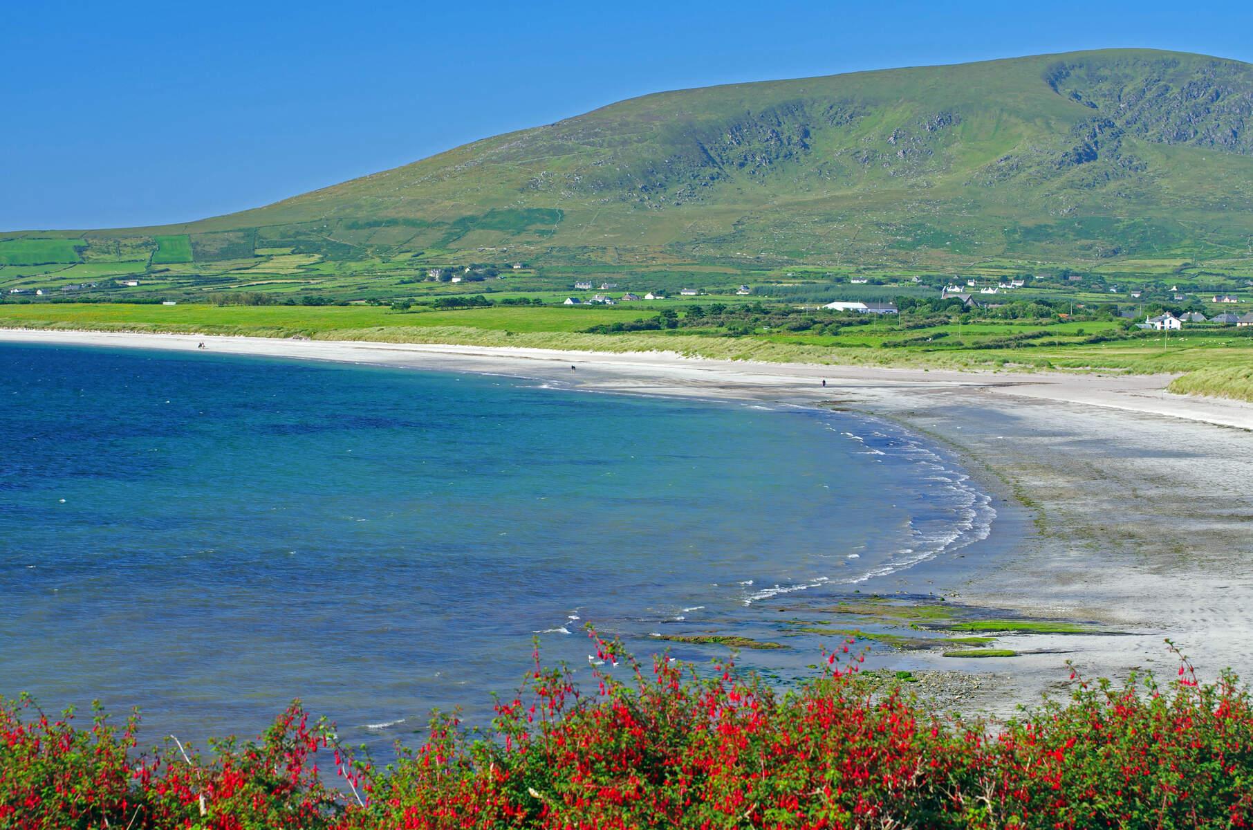 Glenbeigh Beach Mythical Ireland