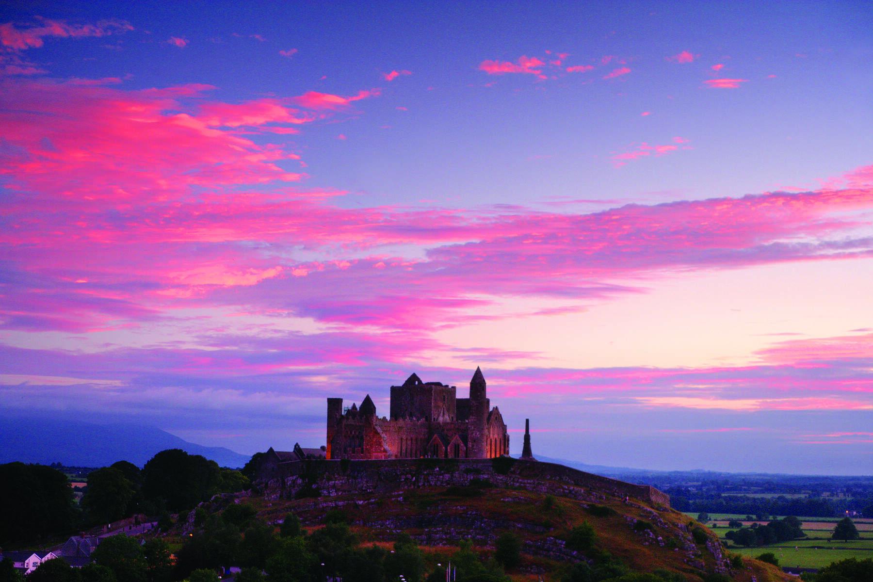 Rock of Cashel Mythical Ireland