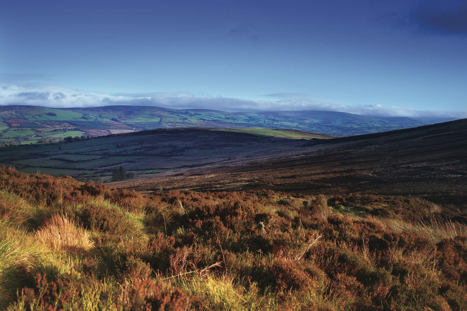 Sperrin Mountains County Tyrone