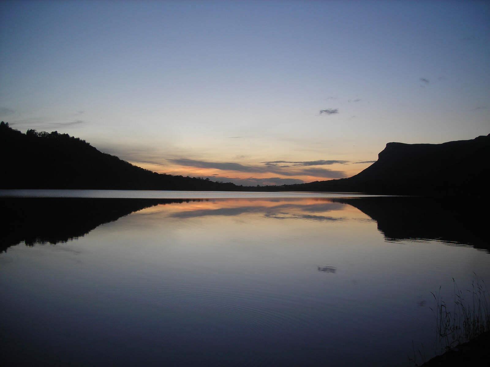Glencar Lake County Leitrim