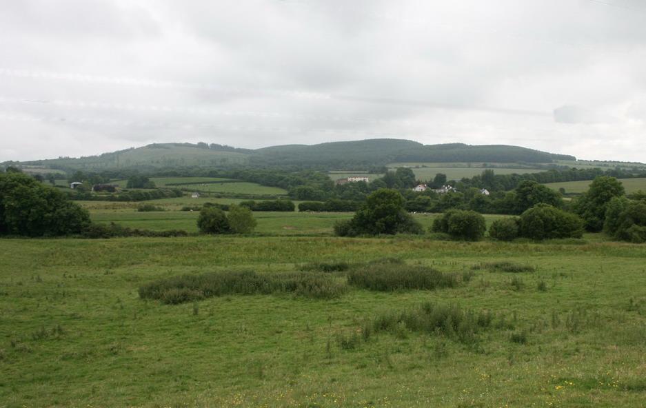 Cullenagh Mountain County Laois