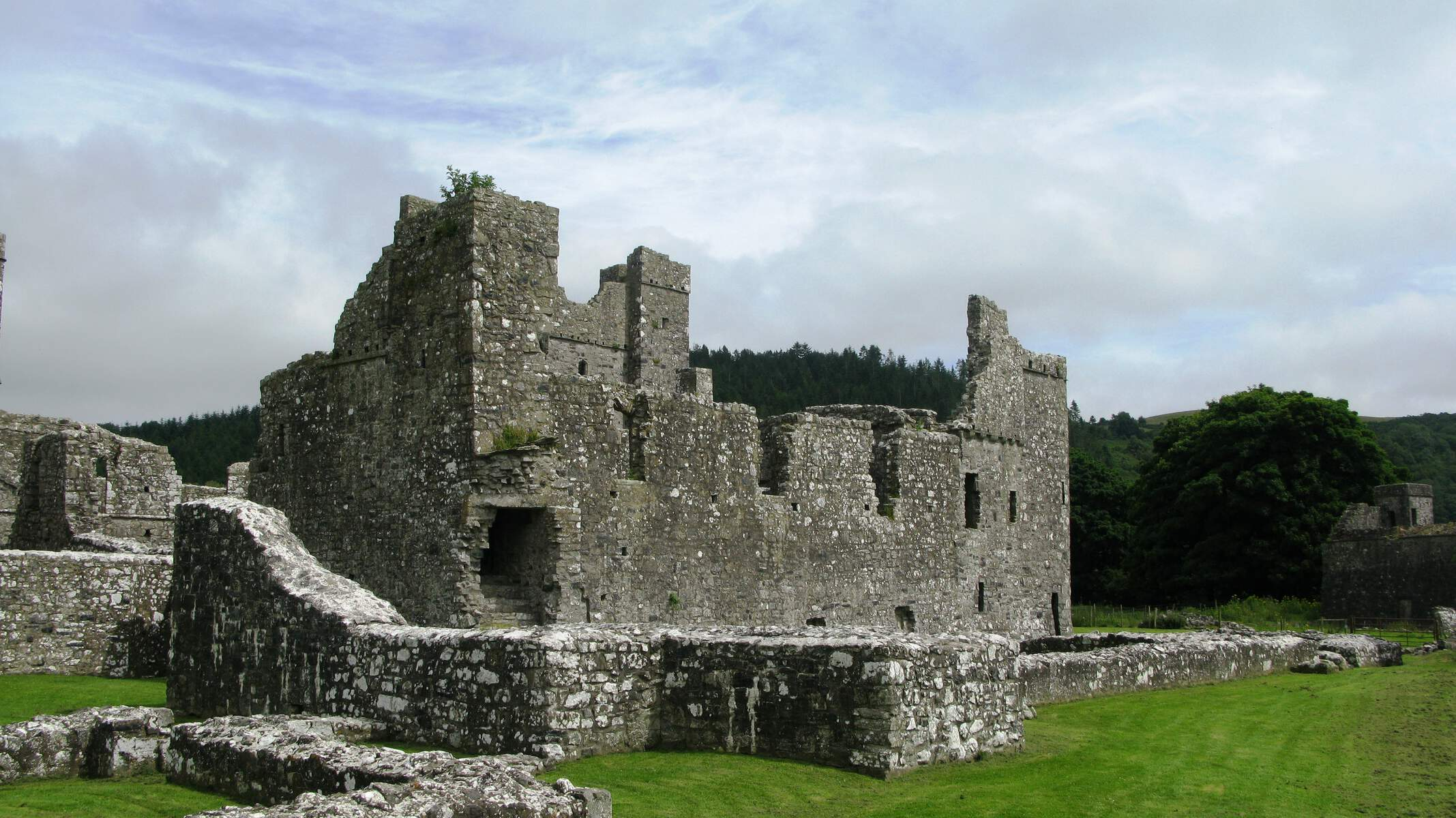 Fore Abbey County Westmeath