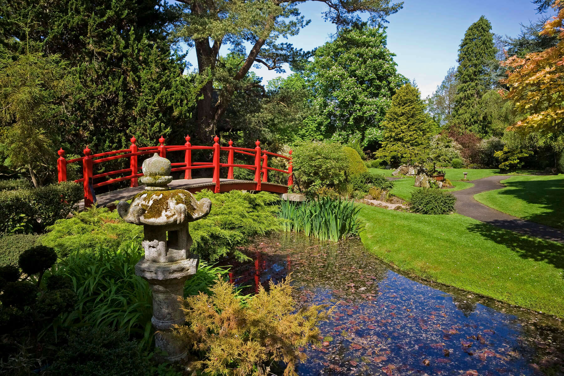 Japanese Gardens County Kildare
