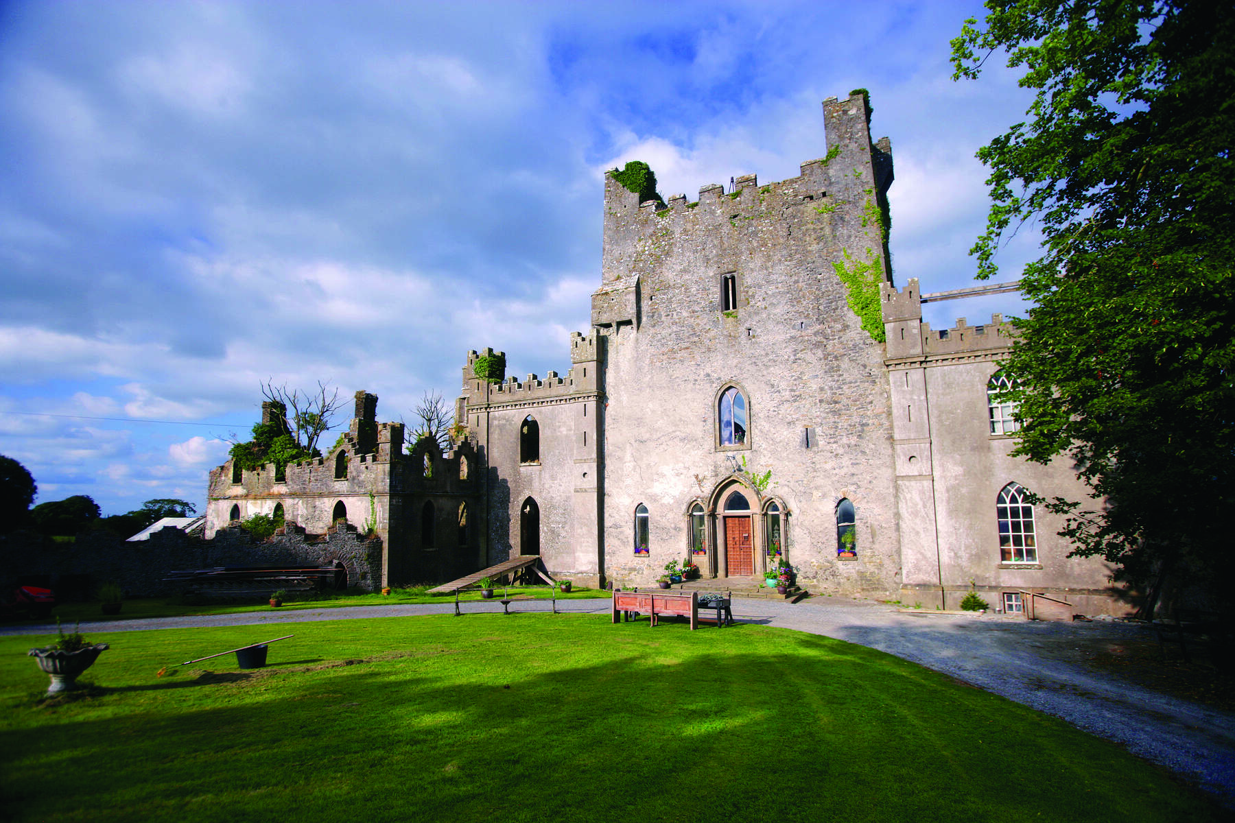 Leap Castle County Offaly