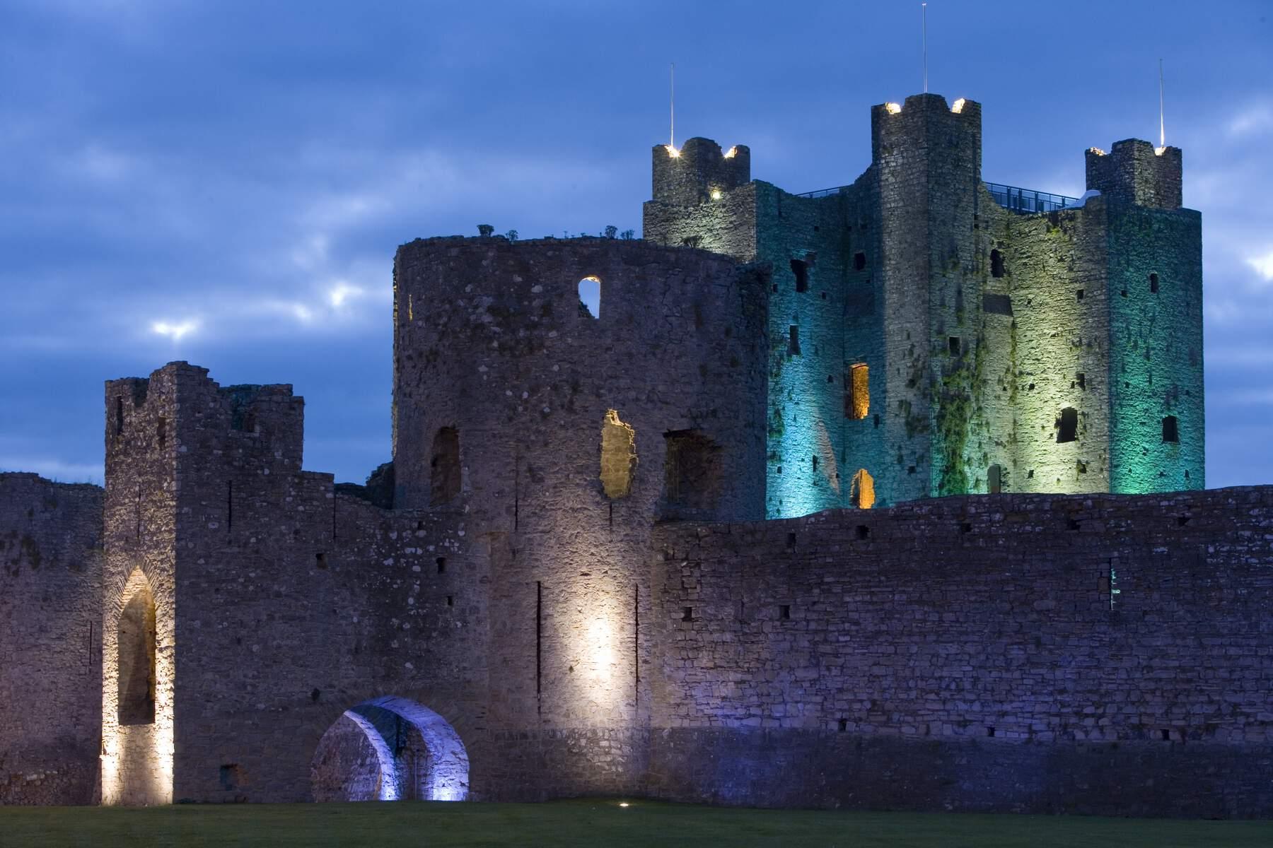 Trim Castle  County Meath