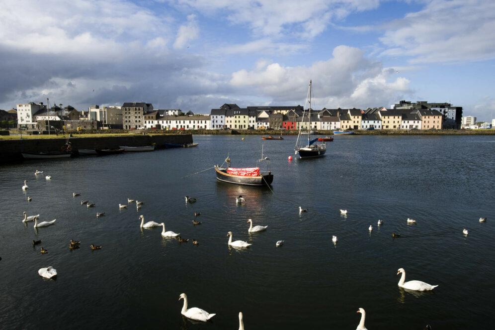 Claddagh Village Galway