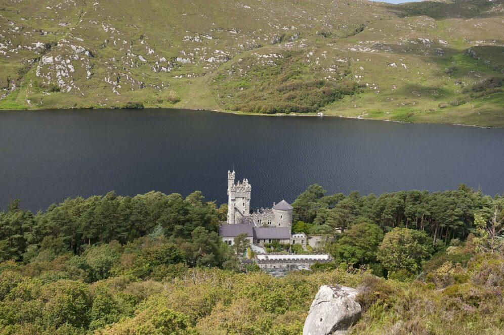 Glenveagh Castle romantic places