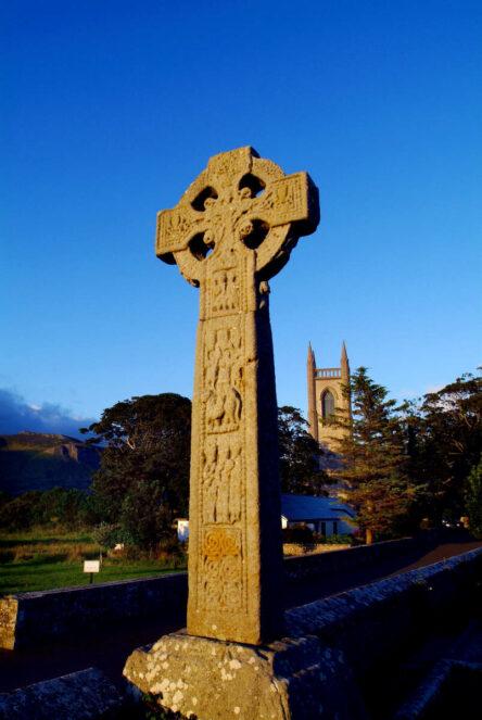 Celtic Cross Drumcliff