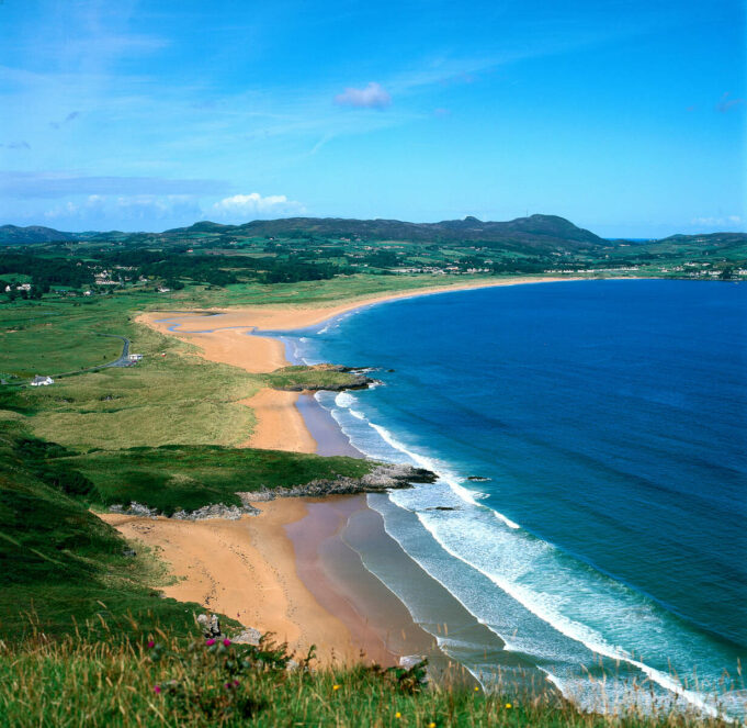 Portsalon Beach Romantic Places in Ireland