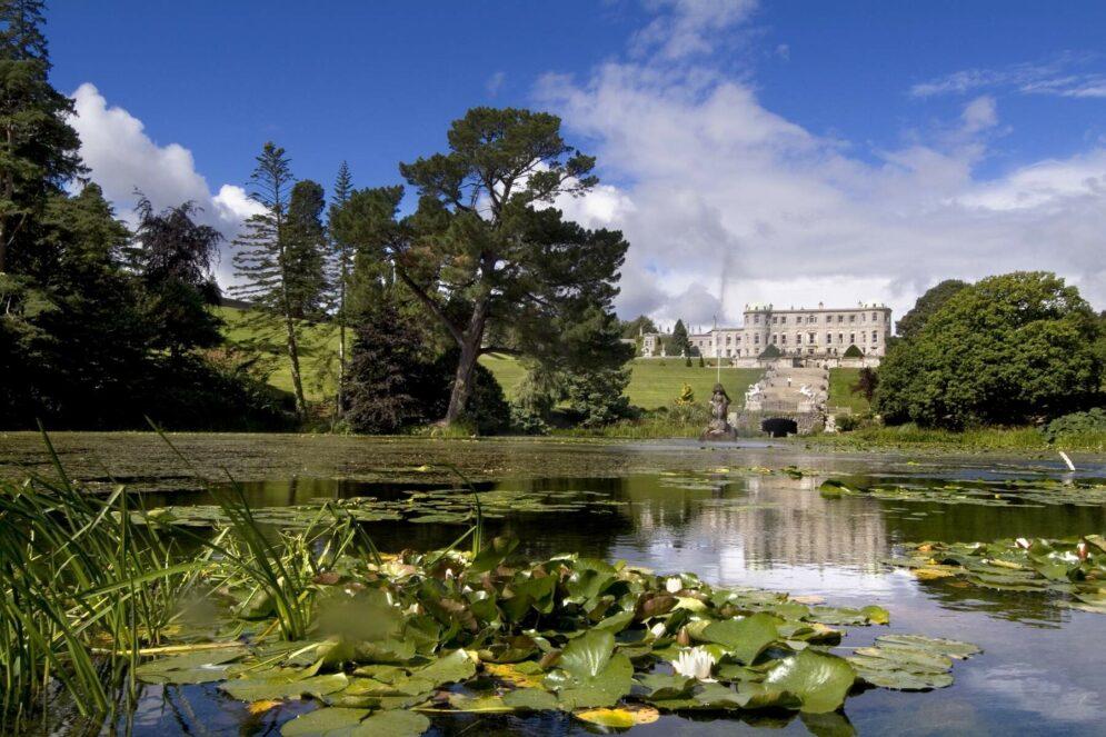 Powerscourt House & Gardens romantic places
