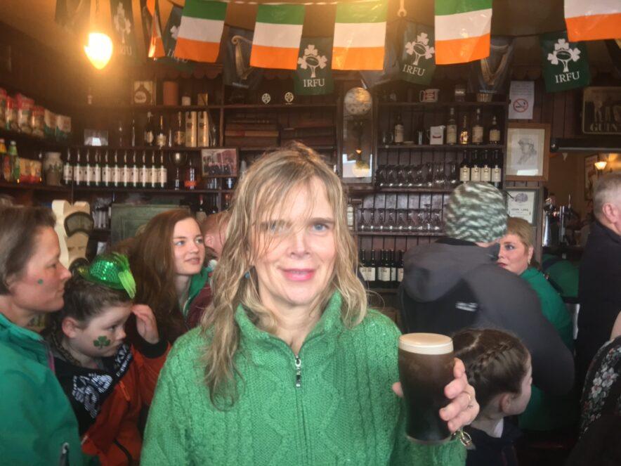 St. Patrick's Day memories