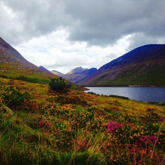 Walking Around Ireland