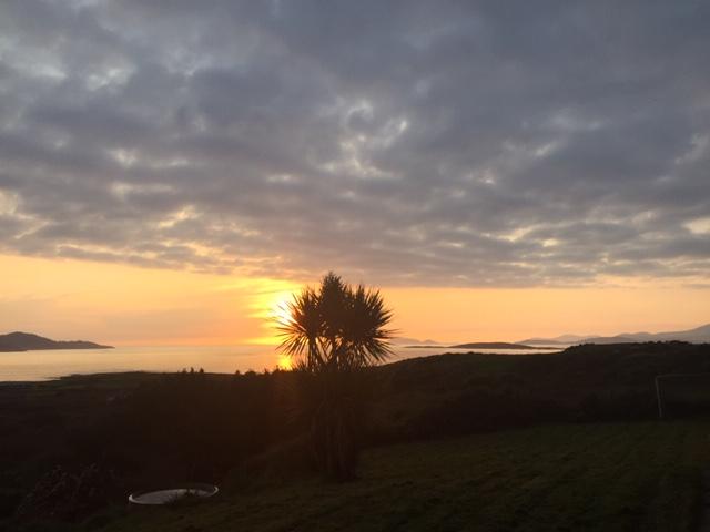 Walking Around Ireland. Beara Peninsula