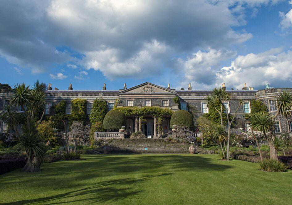 Irish Historical Sites Mount Stewart