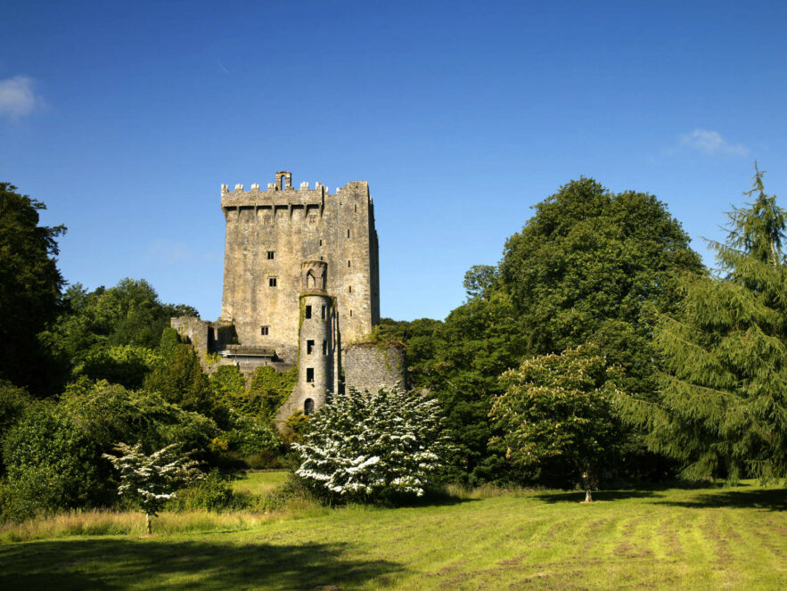 Blarney Castle Munster