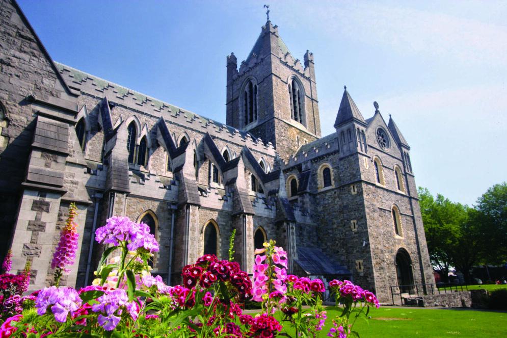 Christchurch Cathedral, Dublin, Leinster