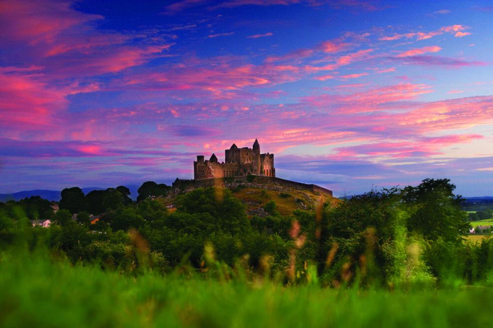 Rock of Cashel, Munster