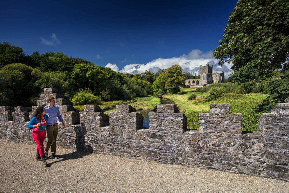Tintern Abbey, County Wexford, Leitrim