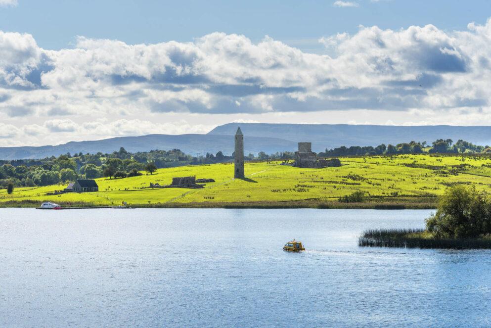 Traveling Around Ireland -Devenish Island