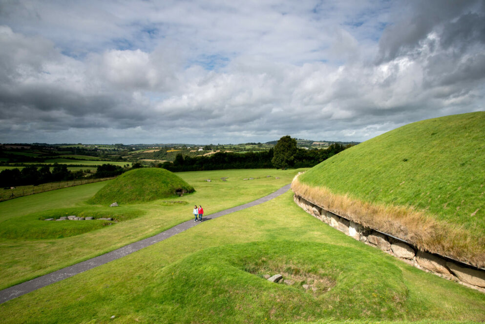 Knowth Passage Tomb Ireland's Ancient East
