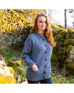 The Kinvara Aran Jacket