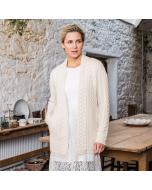 The Oranmore Aran Coat