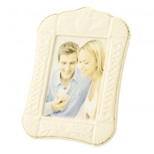 Belleek Claddagh Frame