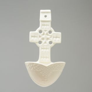 Belleek Pottery Holy Water Font
