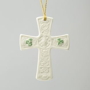 Christmas St Patricks Cross