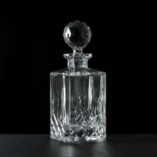 Galway Crystal Longford Decanter