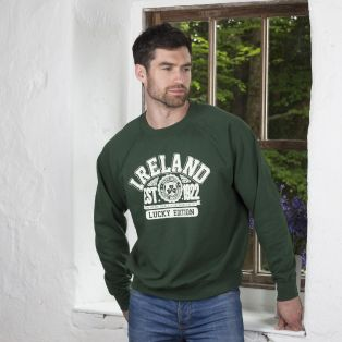Green Ireland Sweatshirt