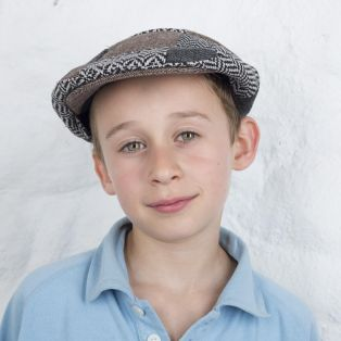 Kids  Irish Tweed Cap