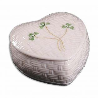 Kylemore Heart Trinket Box