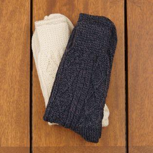 Aran socks