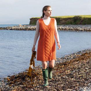 The Dursey Aran Dress
