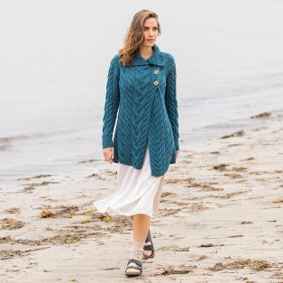 The Cooley Cable Cardigan