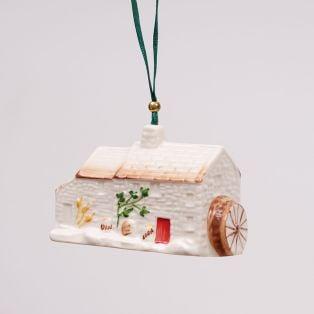 Belleek Annalong Cornmill Annual Edition Ornament