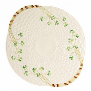 Irish Handcrafted Cake Plate