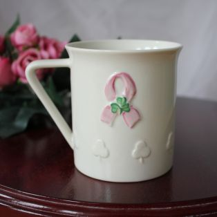 Belleek Mug of Hope