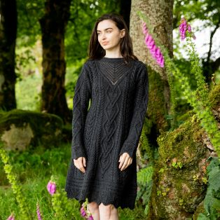 Inishowen Aran Dress from Ireland