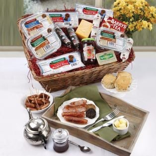 Irish Family Breakfast Hamper
