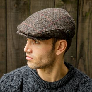 Brown/Red Trinity Cap M