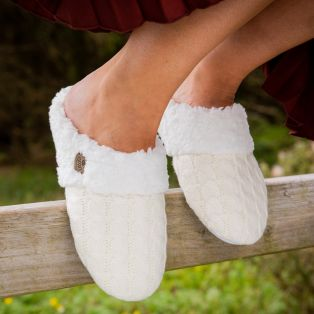 Womens Super Cozy Slippers
